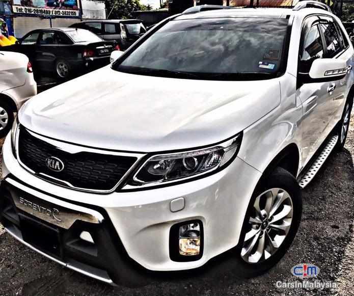 Picture of Kia Sorento 2.4 XM Auto SUV Automatic 2014 in Selangor