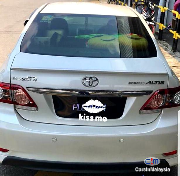 Picture of Toyota Altis 2.0V Full Spec Dusl VVT-i Automatic 2013