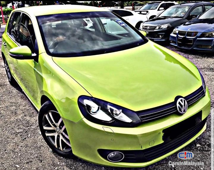 Picture of Volkswagen Golf 1.4 Tsi Turbo Automatic 2011