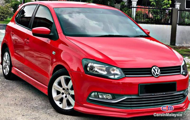 Picture of Volkswagen Polo Hatchback 1.6 Cc HB Automatic 2016