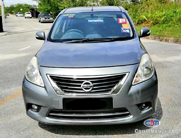 Picture of Nissan Almera 1.5-LITER ECONOMIC SEDAN Automatic 2013
