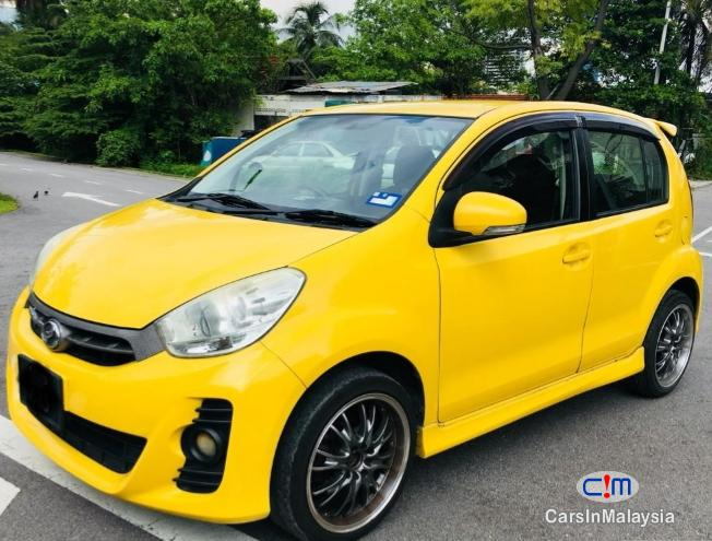 Perodua Myvi 1.5-LITER ECONOMIC FUEL SAVER CAR Automatic 2012