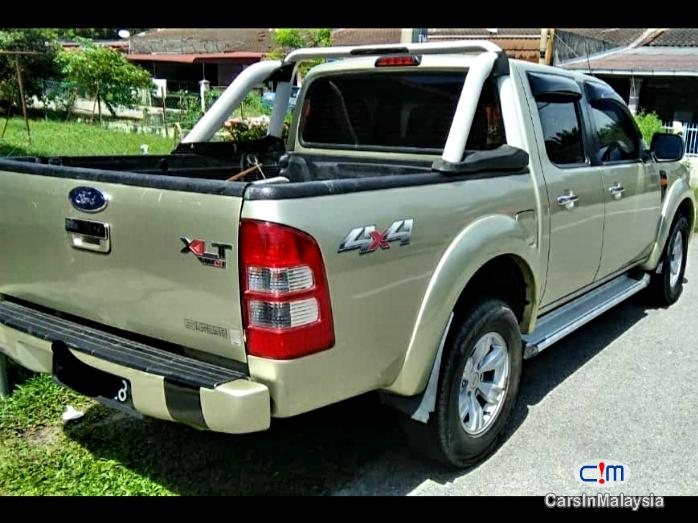 Pictures of Ford Ranger 4WD 4X4 CAB CHASSIS DIESEL TURBO Automatic 2009
