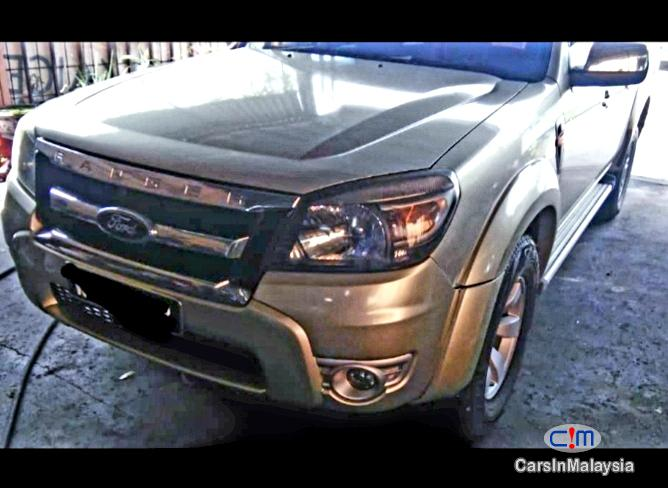 Ford Ranger 4WD 4X4 CAB CHASSIS DIESEL TURBO Automatic 2009 - image 2