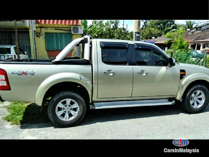 Ford Ranger 4WD 4X4 CAB CHASSIS DIESEL TURBO Automatic 2009 in Kuala Lumpur