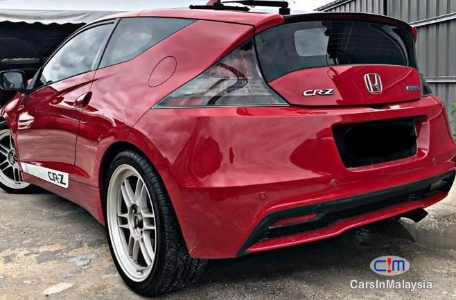 Picture of Honda CR-Z 1.5-LITER FUEL ECONOMY SPORTY COUPE Automatic 2014