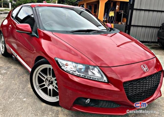 Honda CR-Z 1.5-LITER FUEL ECONOMY SPORTY COUPE Automatic 2014
