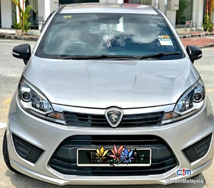 Picture of Proton Iriz ECONOMY FUEL SAVER CAR Automatic 2015