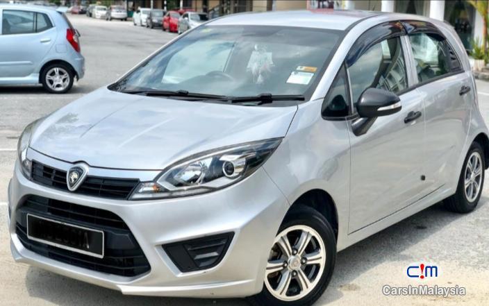 Picture of Proton Iriz ECONOMY FUEL SAVER CAR Automatic 2015 in Selangor