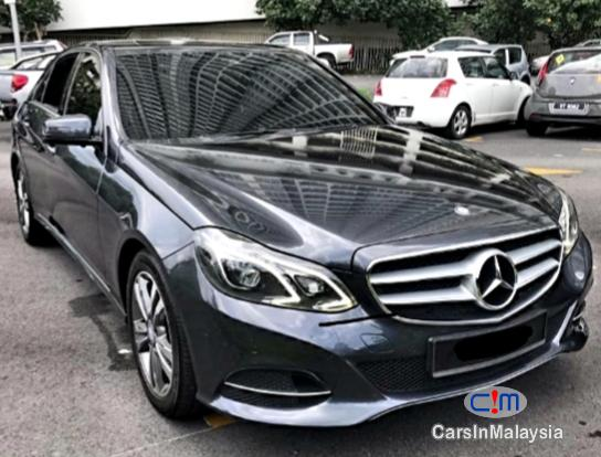 Picture of Mercedes Benz E200 CGI 2.0-LITER CGI LUXURY SEDAN TURBO Automatic 2014