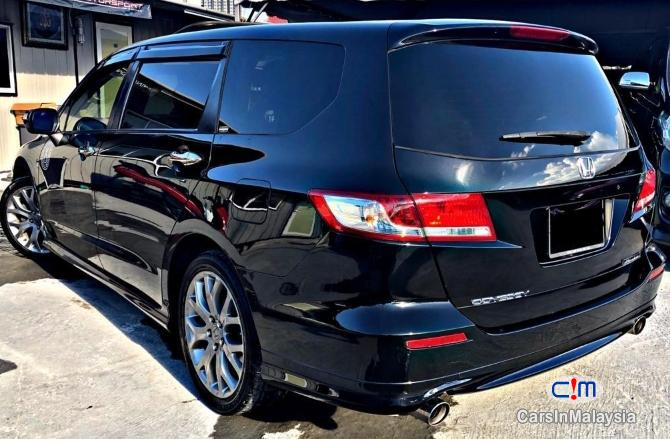 Honda Odyssey 2.4-Liter Luxury Family MPV 7 Seater Automatic 2014 in Malaysia