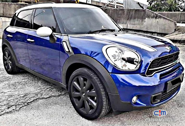 Picture of MINI Countryman 1.6-LITER TURBO CHARGER Automatic 2015