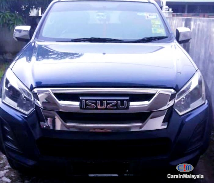 Picture of Isuzu D-Max 2.5-LITER 4x4 DOUBLE CAB DIESEL TURBO Manual 2017