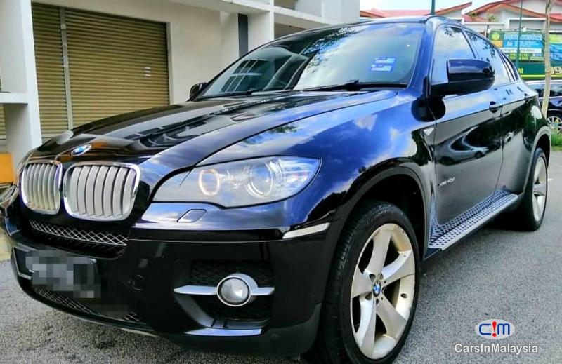 Picture of BMW X 3.0-LITER LUXURY SUV TURBO DIESEL Automatic 2010