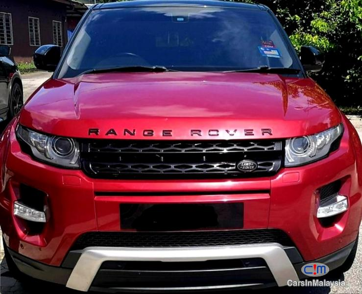Picture of Land Rover Range Rover Evoque 2.0-LITER LUXURY SUV Automatic 2013