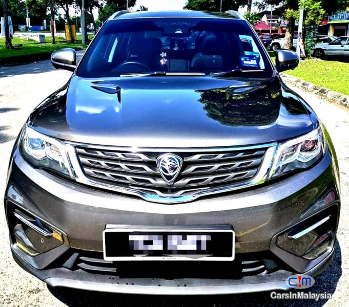 Picture of Proton X70 1.8-LITER LUXURY LOCAL SUV Automatic 2019