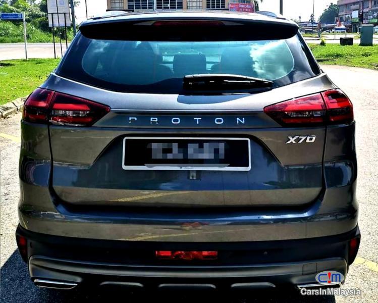 Proton X70 1.8-LITER LUXURY LOCAL SUV Automatic 2019
