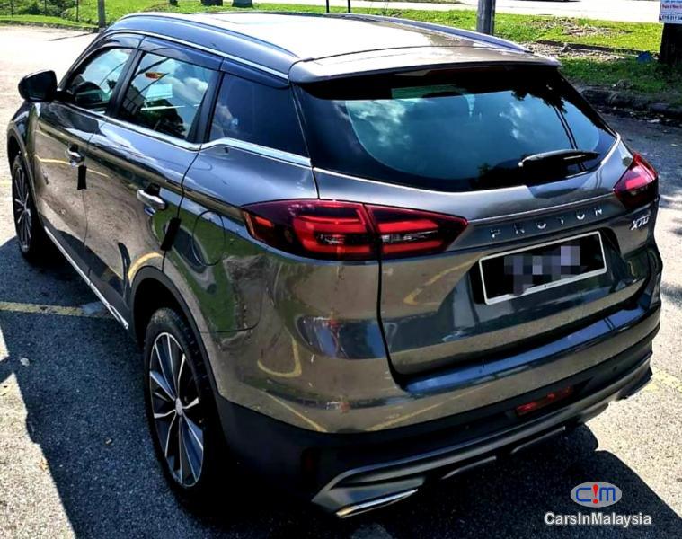 Proton X70 1.8-LITER LUXURY LOCAL SUV Automatic 2019 in Malaysia