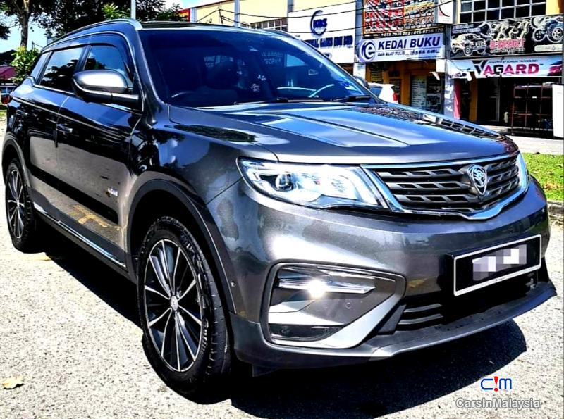 Picture of Proton X70 1.8-LITER LUXURY LOCAL SUV Automatic 2019 in Selangor