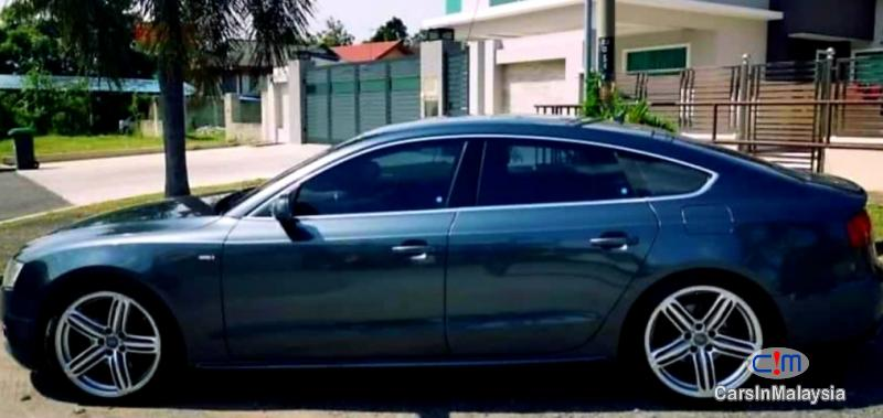Picture of Audi A5 2.0-LITER LUXURY SPORT SEDAN TURBO Automatic 2010
