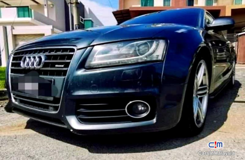 Audi A5 2.0-LITER LUXURY SPORT SEDAN TURBO Automatic 2010 in Malaysia