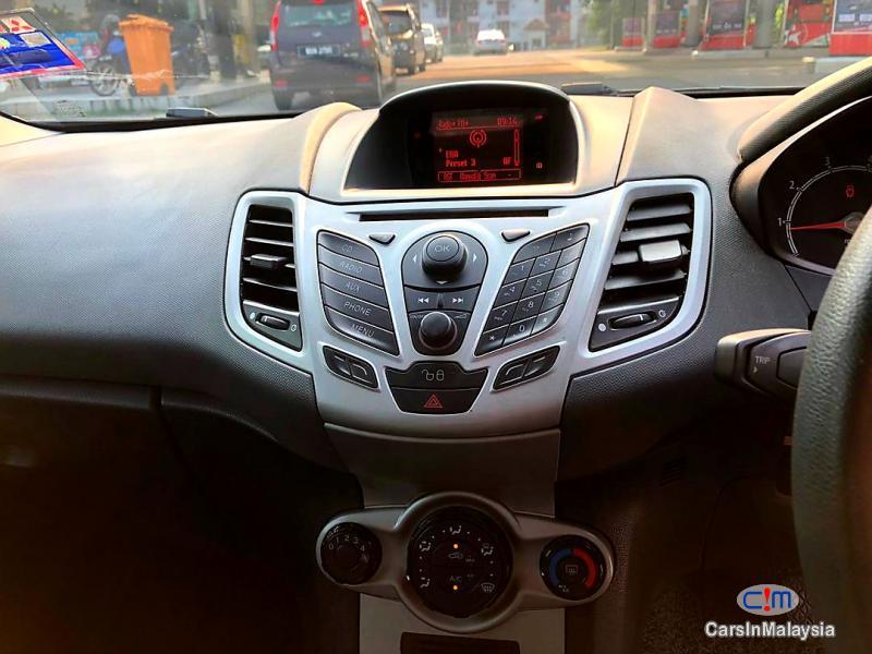 Ford Fiesta 1.6-LITER ECONOMY SEDAN Automatic 2011 in Kuala Lumpur - image