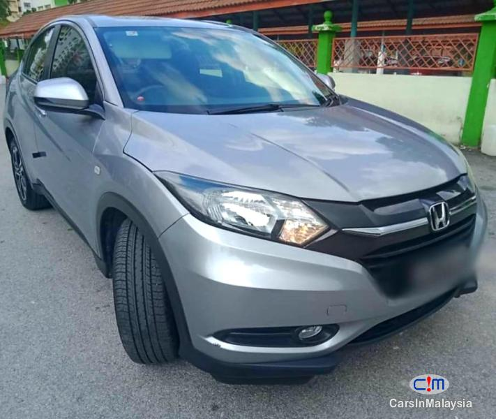 Honda HR-V 1.8-LITER COMFORTABLE SUV Automatic 2018 in Malaysia - image