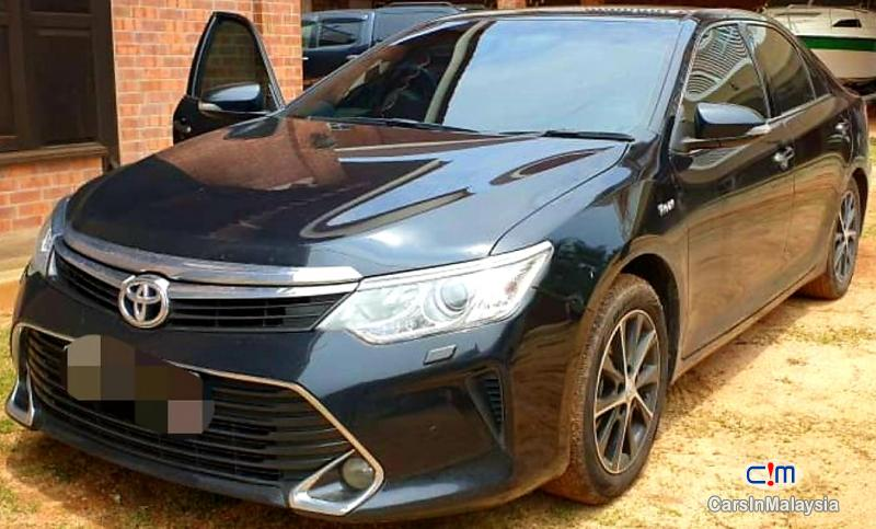 Pictures of Toyota Camry 2.0-LITER LUXURY SEDAN Automatic 2017
