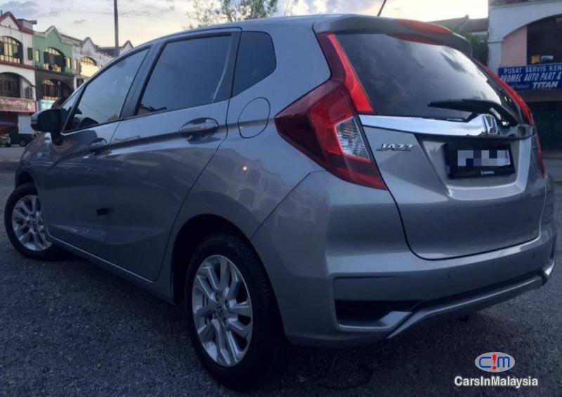 Honda Jazz 1.5-LITER ECONOMY HATCHBACK Automatic 2019 in Selangor