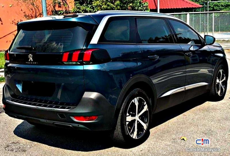 Picture of Peugeot 5008 1.6-LITER LUXURY SUV 7 SEATER Automatic 2018 in Kuala Lumpur