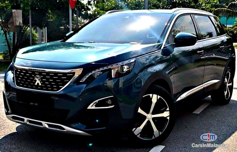 Picture of Peugeot 5008 1.6-LITER LUXURY SUV 7 SEATER Automatic 2018 in Malaysia