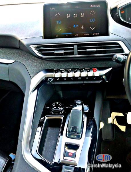 Peugeot 5008 1.6-LITER LUXURY SUV 7 SEATER Automatic 2018 in Kuala Lumpur - image