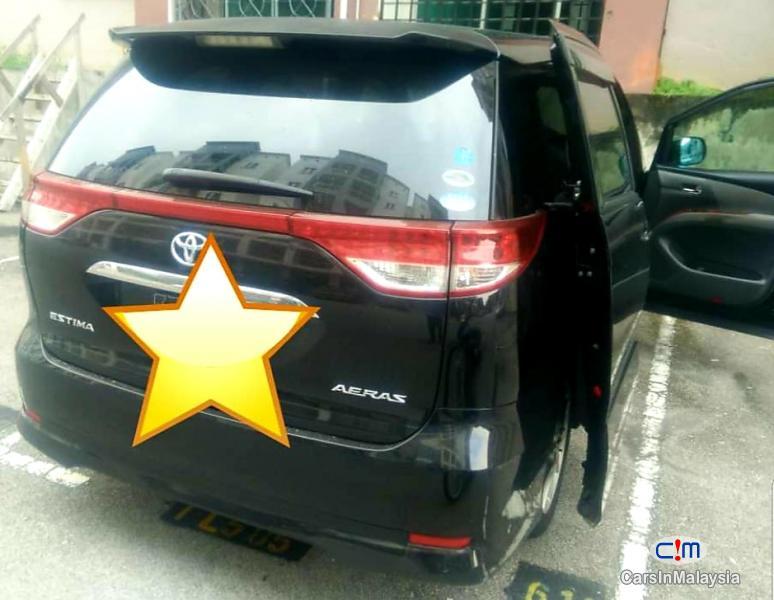 Toyota Estima 2.4-LITER LUXURY FAMILY MPV Automatic 2010 in Malaysia