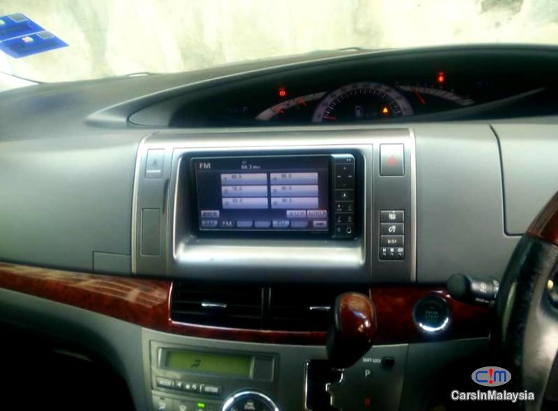 Picture of Toyota Estima 2.4-LITER LUXURY FAMILY MPV Automatic 2010 in Malaysia
