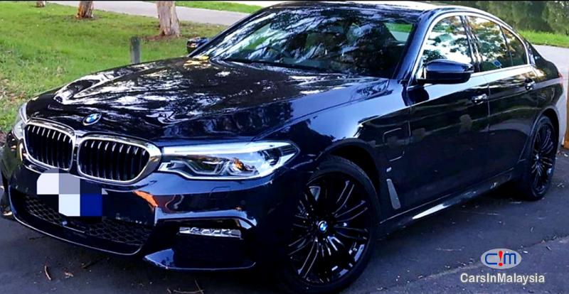 Picture of BMW 5 Series 2.0-LITER LUXURY SEDAN NEW CAR Automatic 2019