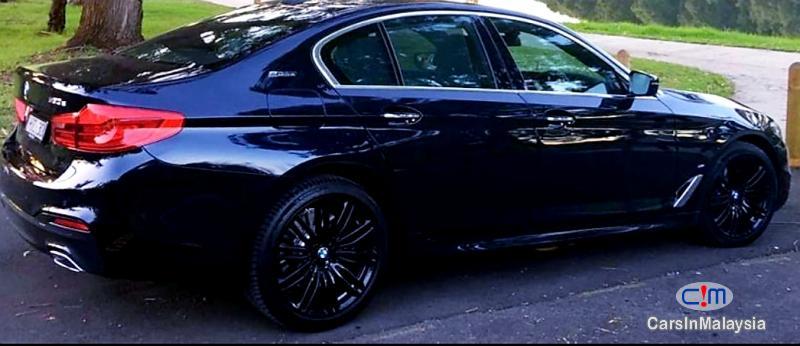 BMW 5 Series 2.0-LITER LUXURY SEDAN NEW CAR Automatic 2019
