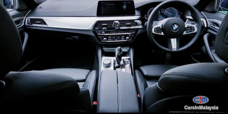BMW 5 Series 2.0-LITER LUXURY SEDAN NEW CAR Automatic 2019 in Malaysia