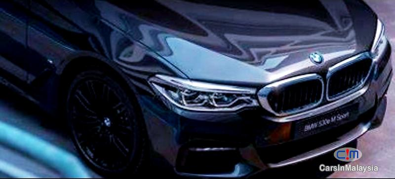 BMW 5 Series 2.0-LITER LUXURY SEDAN NEW CAR Automatic 2019 in Kuala Lumpur - image
