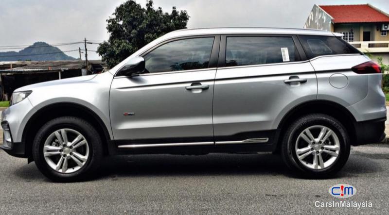 Proton X70 1.8-LITER LUXURY MALAYSIA SUV Automatic 2019 - image 13