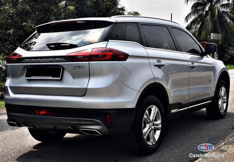 Proton X70 1.8-LITER LUXURY MALAYSIA SUV Automatic 2019