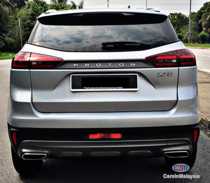 Proton X70 1.8-LITER LUXURY MALAYSIA SUV Automatic 2019 in Malaysia