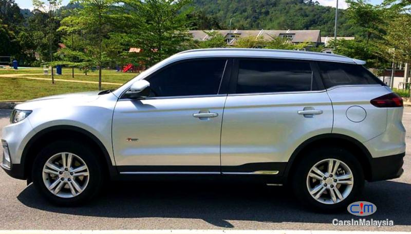 Picture of Proton X70 1.8-LITER LUXURY MALAYSIA SUV Automatic 2019 in Malaysia