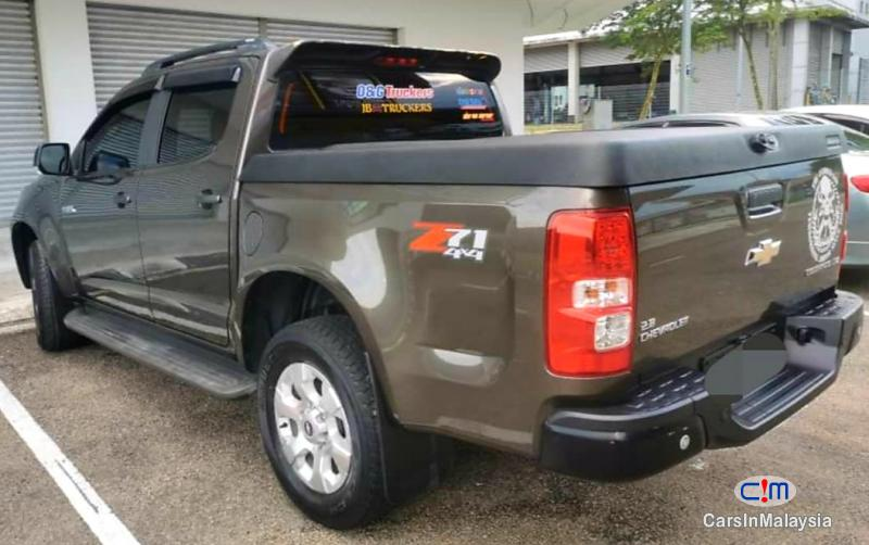 Picture of Chevrolet Colorado 2.8-LITER 4x4 DOUBLE CAB DIESEL TURBO Automatic 2015