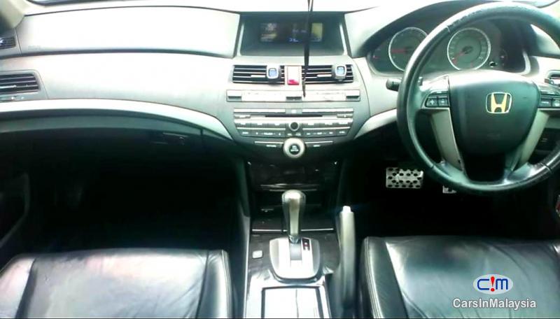 Picture of Honda Accord 2.4-LITER LUXURY SEDAN Automatic 2010 in Malaysia