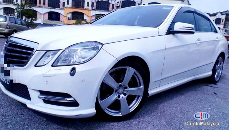 Mercedes Benz E250 CGI 1.8-LITER LUXURY SEDAN Automatic 2012