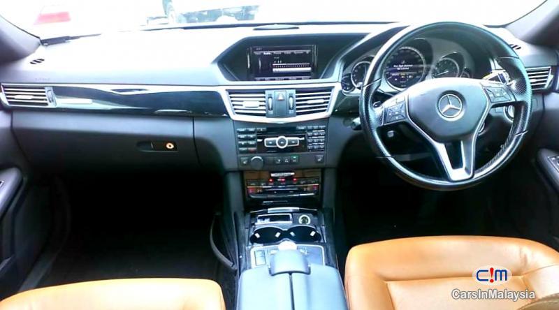 Picture of Mercedes Benz E250 CGI 1.8-LITER LUXURY SEDAN Automatic 2012 in Malaysia