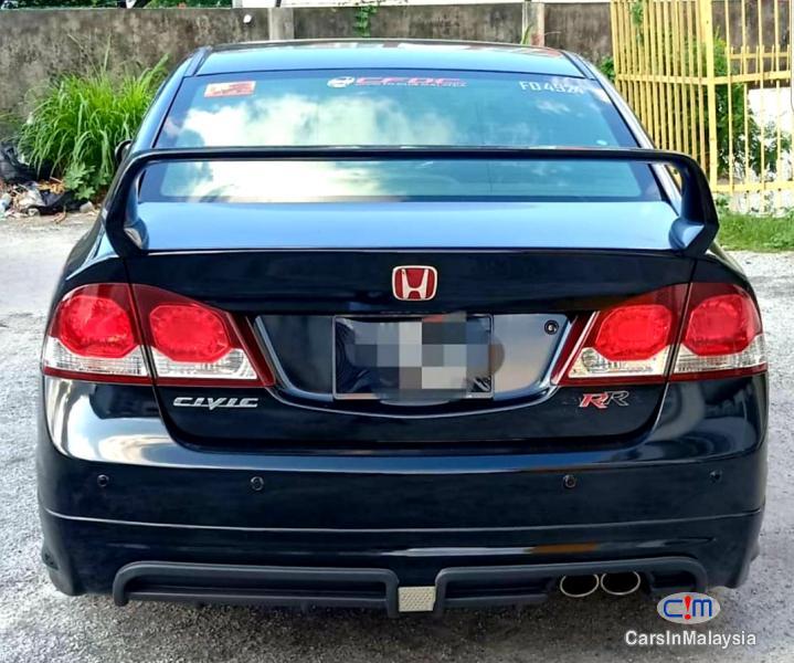Honda Civic 1.8-LITER SPORT SEDAN Automatic 2011 in Malaysia
