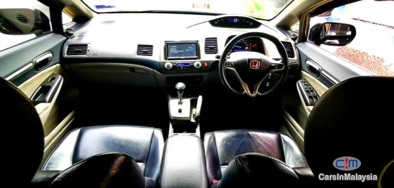 Picture of Honda Civic 1.8-LITER SPORT SEDAN Automatic 2011 in Malaysia