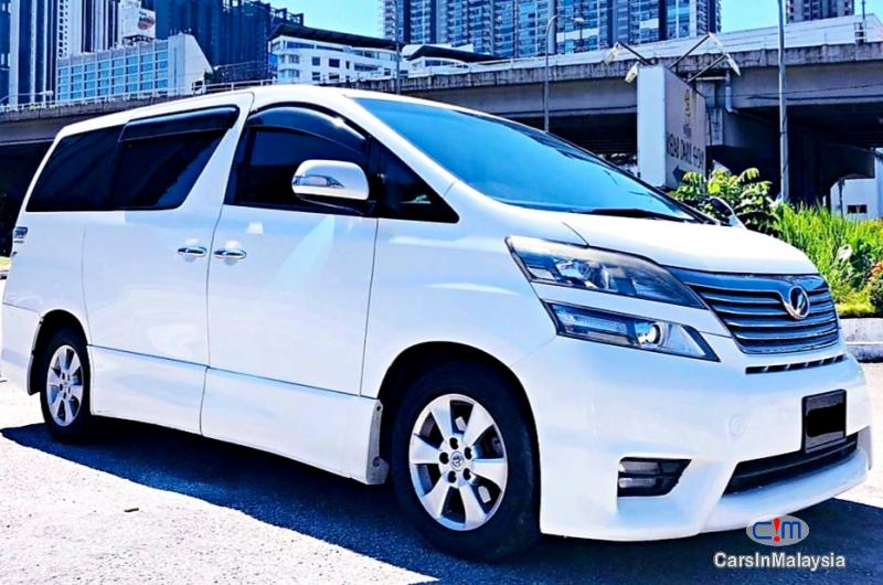 Picture of Toyota Vellfire 2.4-LITER LUXURY FAMILY MPV Automatic 2013