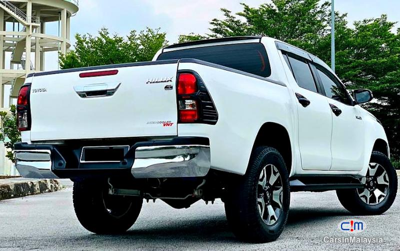 Picture of Toyota Hilux 2.4-LITER 4X4 DIESEL TURBO DOUBLE CAB Automatic 2018